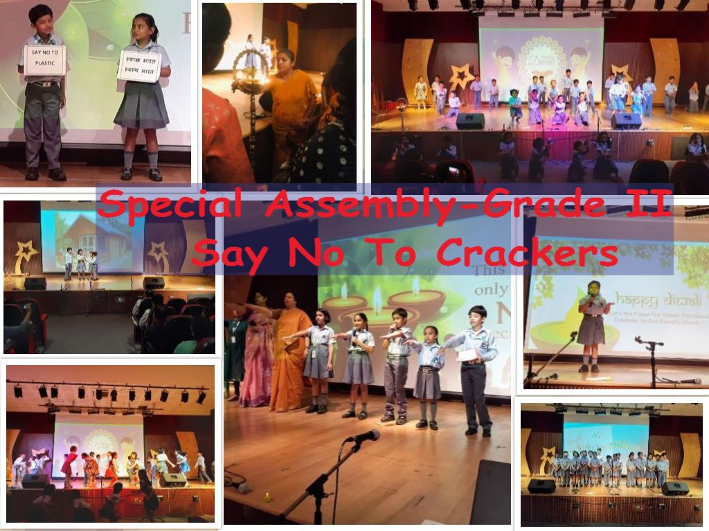 Grade 2 - Special Assembly