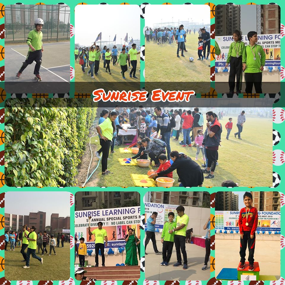 Sunrise Learning Foundation 5th Annual Sports Meet
