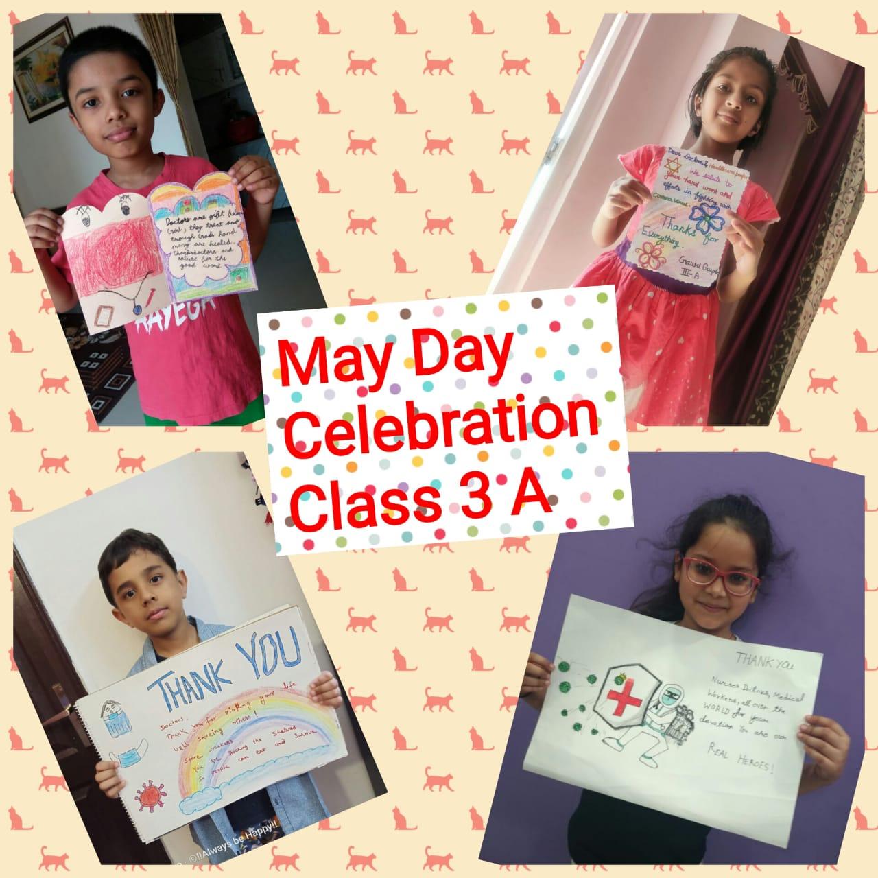 May Day 2020-21
