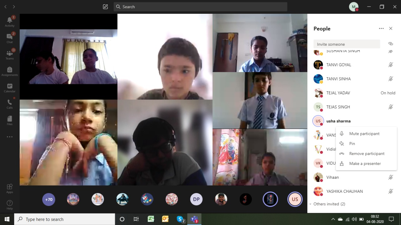 Sanskrit Diwas-2020