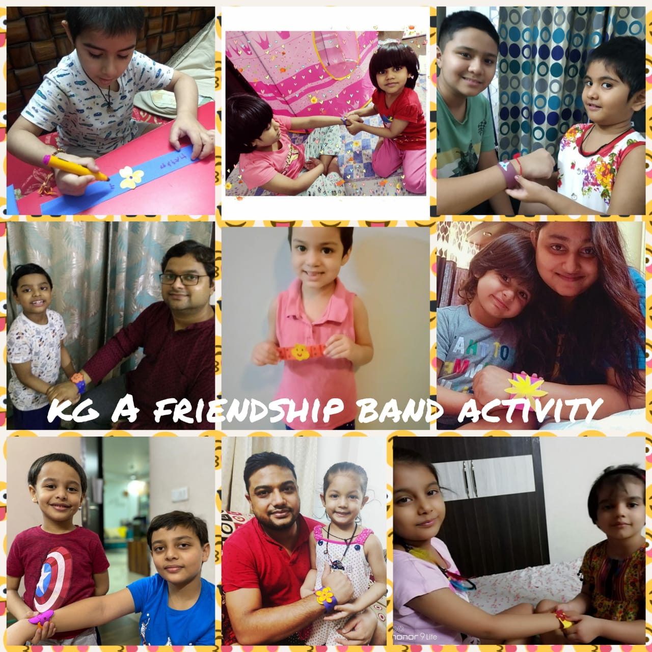Friendship Day Celebration-2020