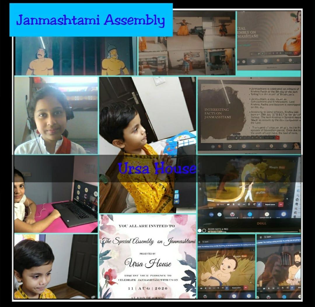 Janmashtami Celebration-2020
