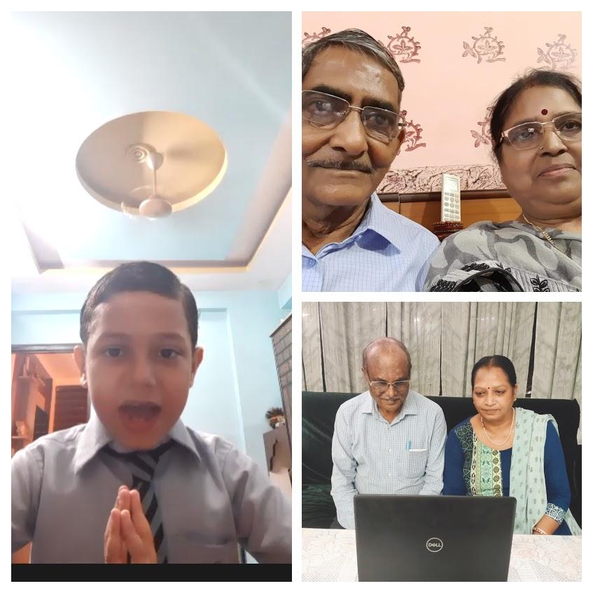 Grandparents Day Celebrations-2020