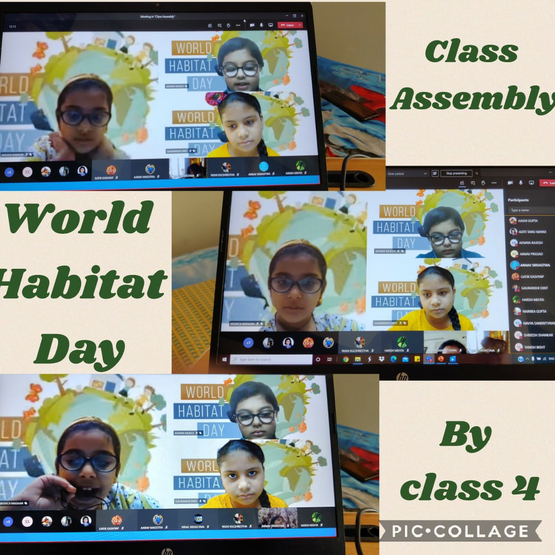World Habitat Day-2020