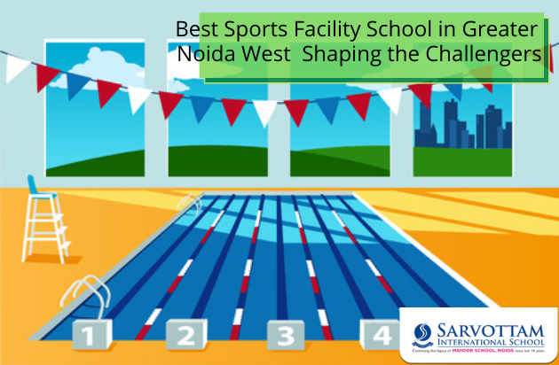 Best Sports Facility School in Greater Noida West Shaping the Challengers