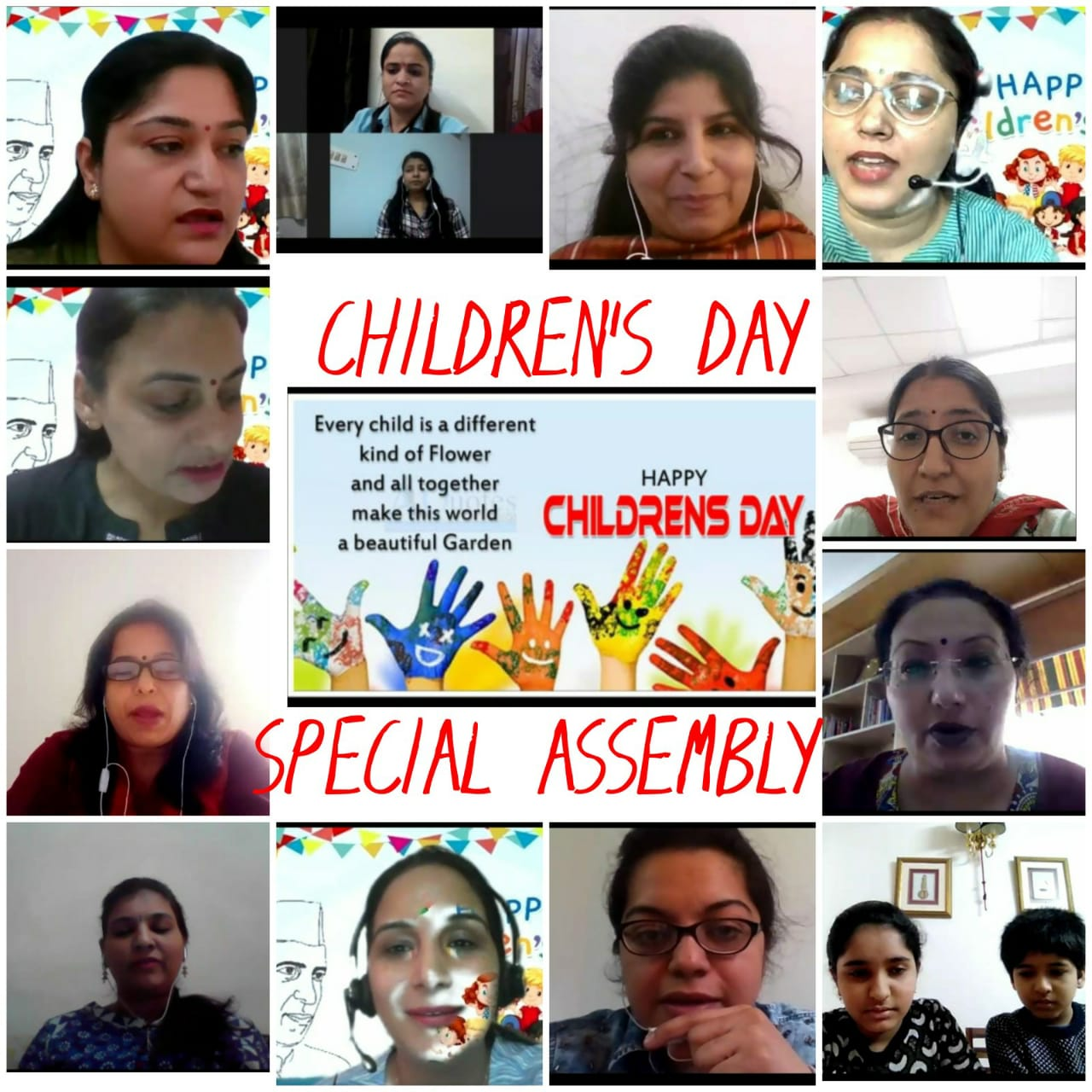 Children\'s Day(Special Assembly)-2020