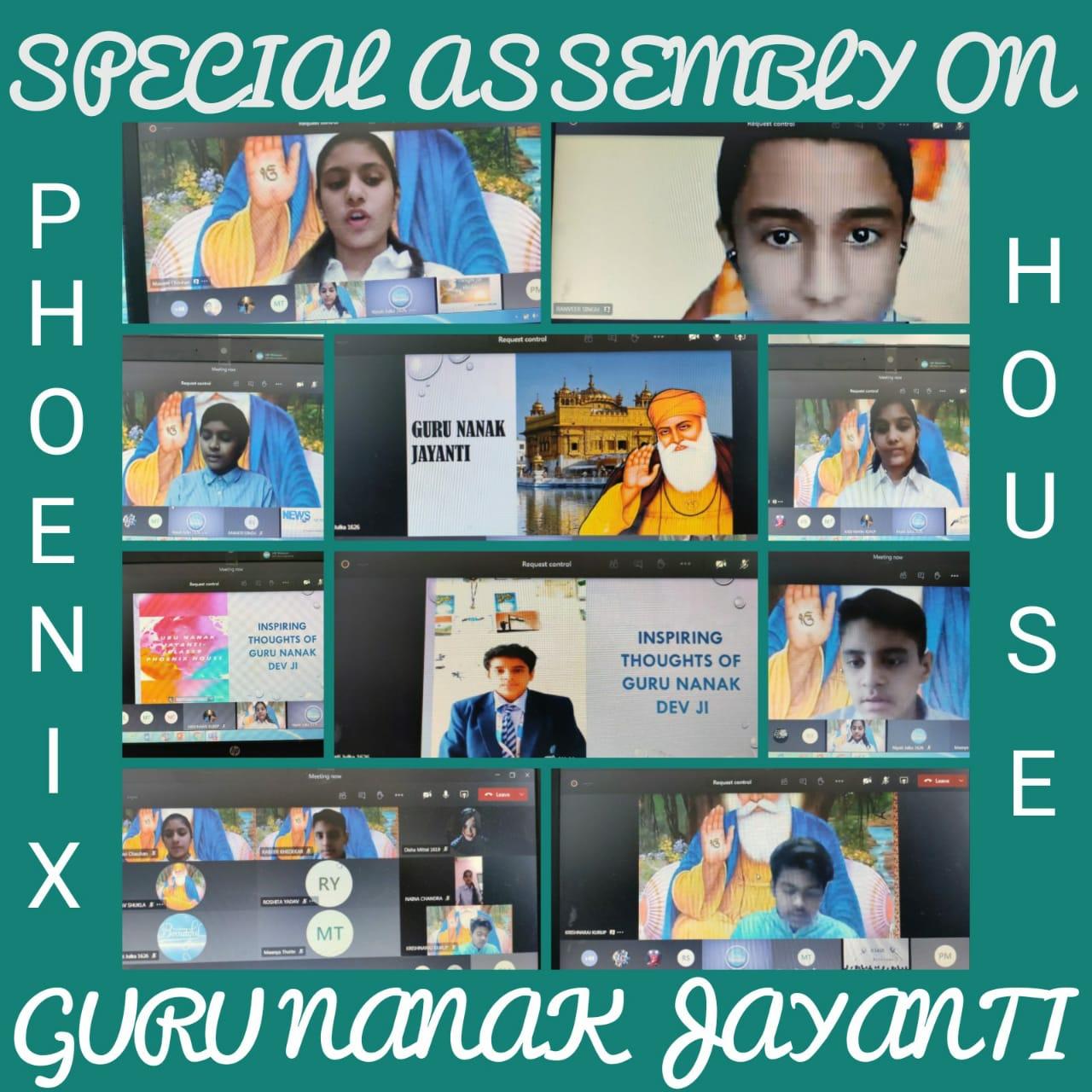 Guru Nanak Jayanti-2020