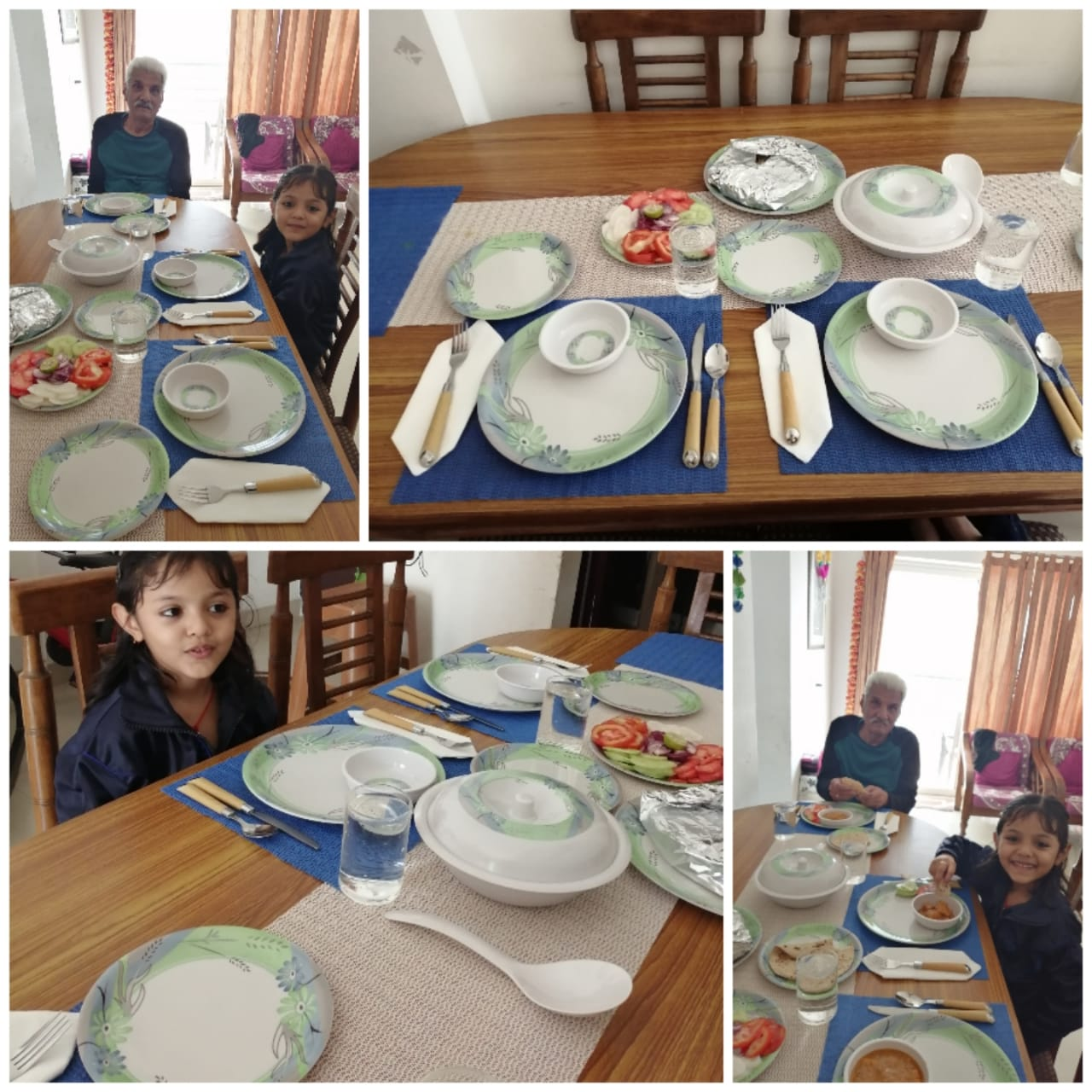Table Manners and Dining Etiquettes Activity-2020