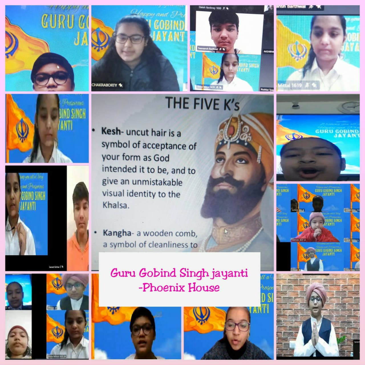 Guru Gobind Singh Jayanti-2021