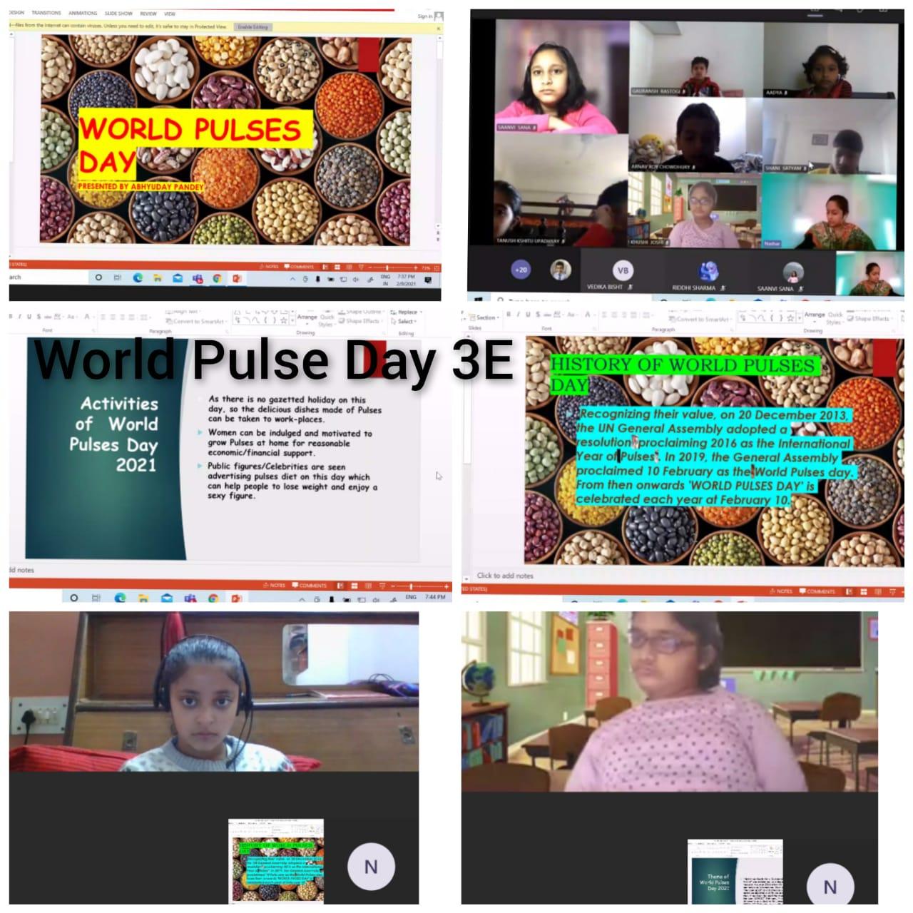 WORLD PULSES DAY-2021