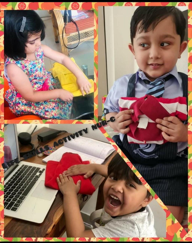 Life skill activity day 2