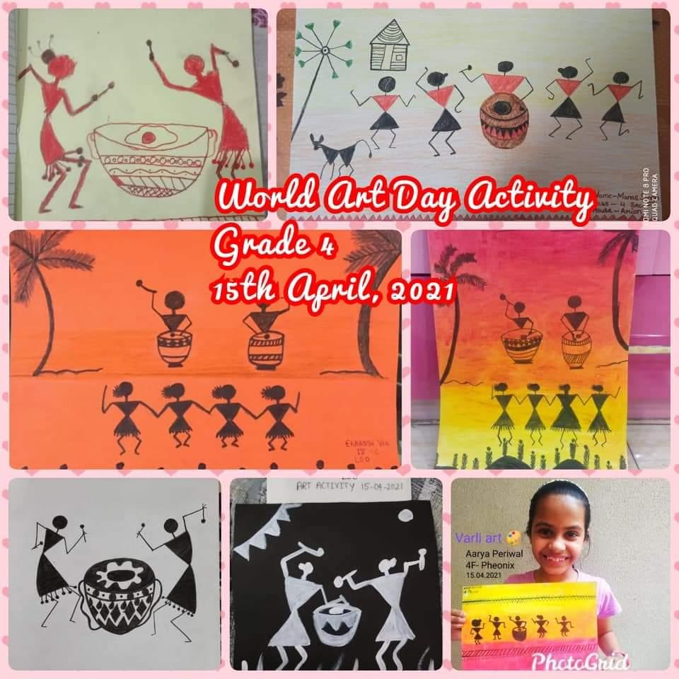 World art day (3&4)