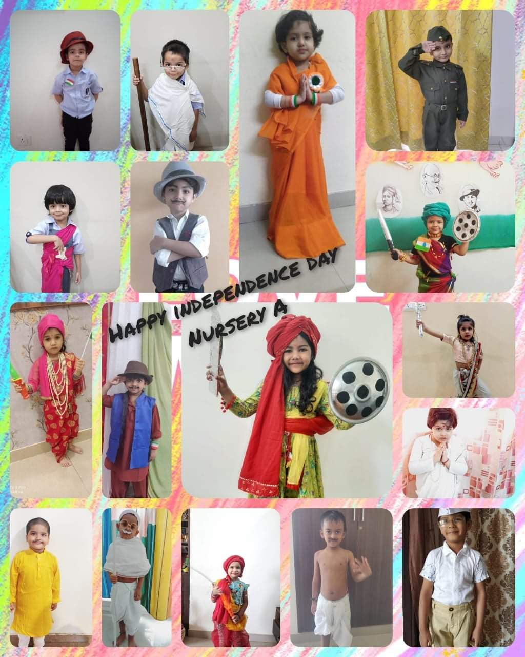 Independence day week- Fancy dress competition